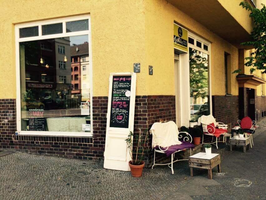 Best Cafe In Kreuzberg