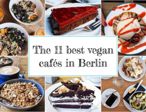 The 11 best vegan cafés in Berlin