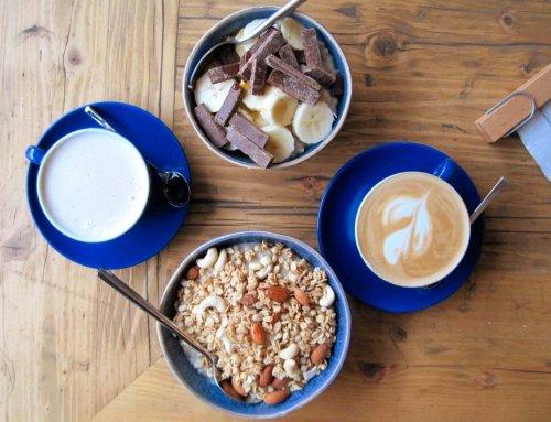 Haferkater   Sweet & savoury porridge