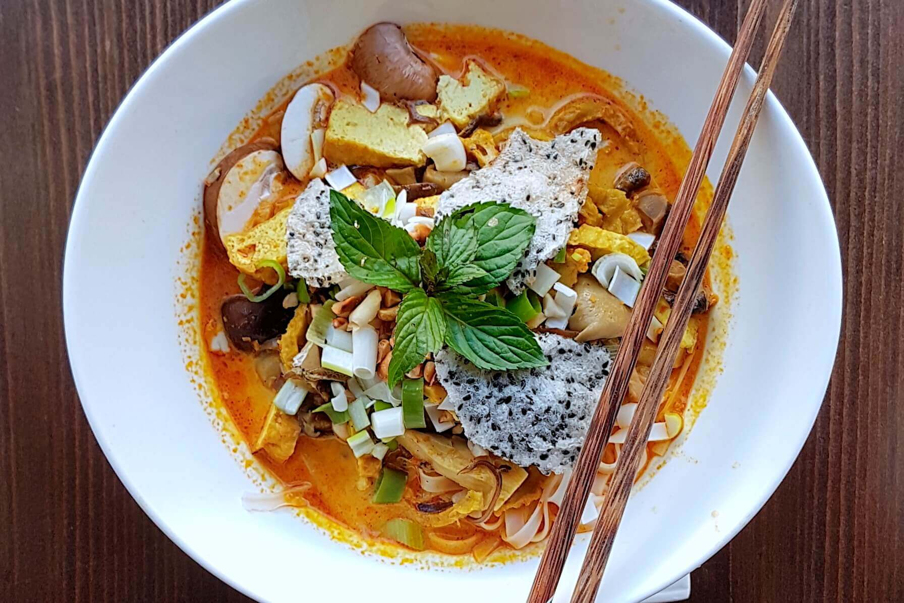 Chay Viet - Vegetarian Vietnamese restaurant in Berlin Mitte