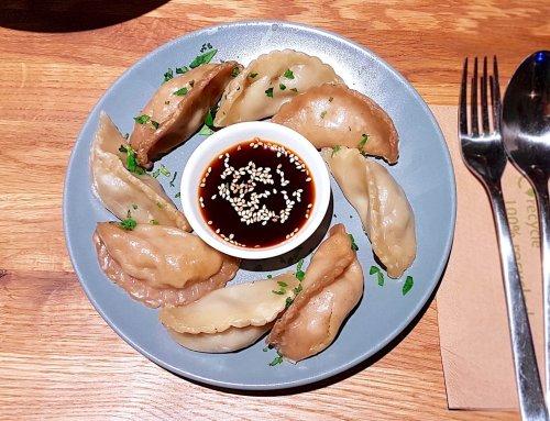 momos | Organic vegan dumplings