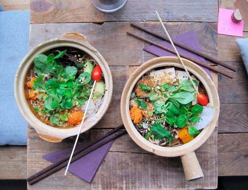 The Tree | Sichuan-style noodles in Mitte