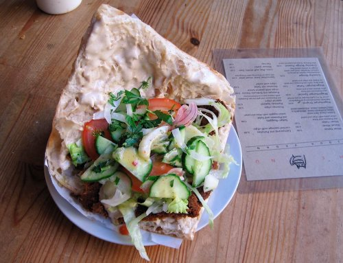 Vöner | Vegan doner kebab