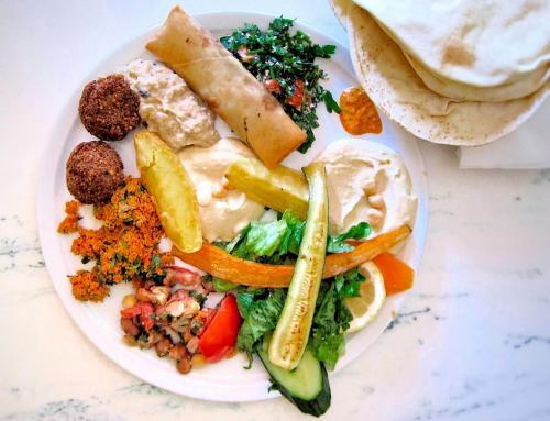 Yarok | Syrian cuisine in Mitte
